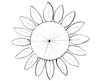 花の絵のカンタン描き方 ややこしそうなレンゲもヒガンバナも